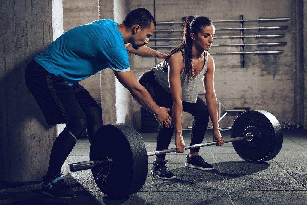 samen trainen
